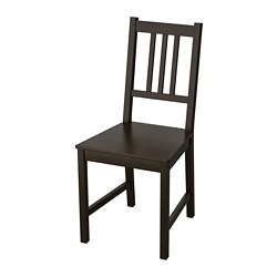 STEFAN - chair, brown-black | IKEA Hong Kong and Macau - PE735593_S3