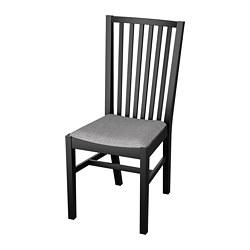 NORRNÄS - 椅子, 黑色/Isunda 灰色 | IKEA 香港及澳門 - PE735610_S3