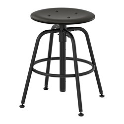 KULLABERG - stool, black | IKEA Hong Kong and Macau - PE735646_S3