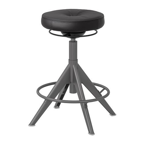 TROLLBERGET - 升降凳, Glose 黑色   IKEA 香港及澳門 - PE735649_S4
