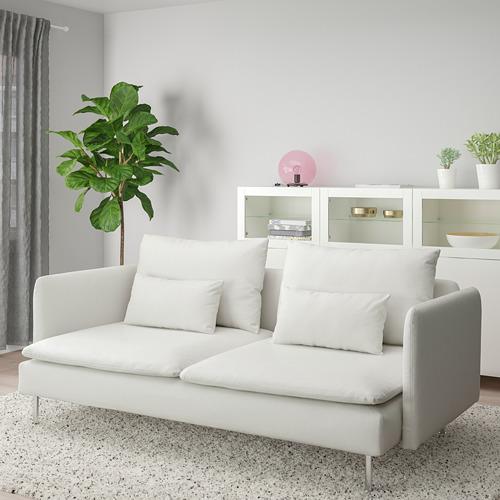 SÖDERHAMN - 3-seat sofa, Finnsta white | IKEA Hong Kong and Macau - PE713428_S4