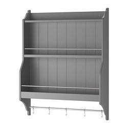 TORNVIKEN - 碟架, 灰色 | IKEA 香港及澳門 - PE693394_S3