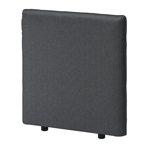 VALLENTUNA - back rest, Hillared dark grey | IKEA Hong Kong and Macau - PE735776_S4