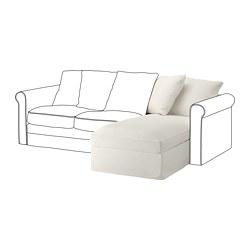 GRÖNLID - 躺椅組合, Inseros 白色 | IKEA 香港及澳門 - PE735794_S3