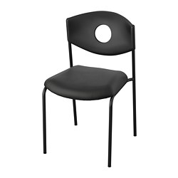 STOLJAN - conference chair, black/black | IKEA Hong Kong and Macau - PE735911_S3