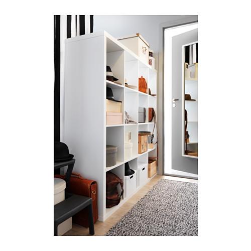 KALLAX - 層架組合, 白色 | IKEA 香港及澳門 - PH125744_S4