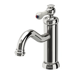HAMNSKÄR - 浴室冷熱水龍頭連過濾器, 鍍鉻 | IKEA 香港及澳門 - PE649154_S3