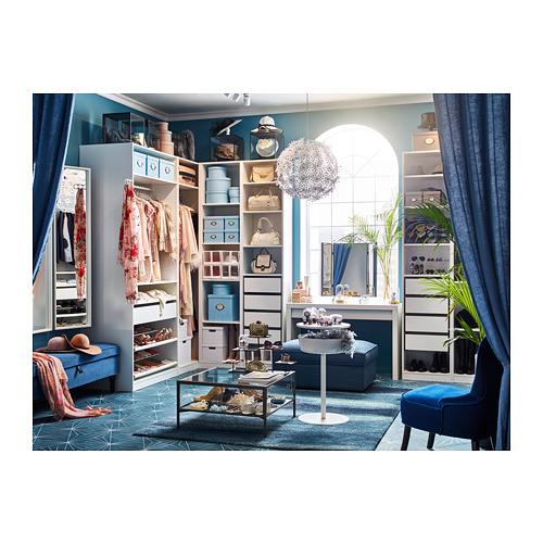PAX - 角位衣櫃, 白色   IKEA 香港及澳門 - PH158568_S4