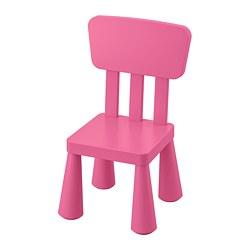 MAMMUT - 兒童椅, 室內/戶外用/粉紅色 | IKEA 香港及澳門 - PE735930_S3