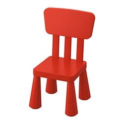 MAMMUT - 兒童椅, 室內/戶外用/紅色 | IKEA 香港及澳門 - PE735940_S3