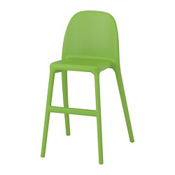 URBAN - 兒童椅, 綠色 | IKEA 香港及澳門 - PE735947_S3