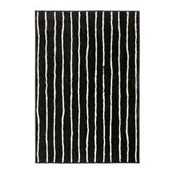 GÖRLÖSE - rug, low pile, black/white | IKEA Hong Kong and Macau - PE583333_S3