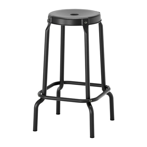 RÅSKOG bar stool