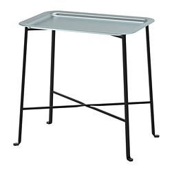 KUNGSHATT - tray table, in/outdoor, dark grey/grey | IKEA Hong Kong and Macau - PE789716_S3