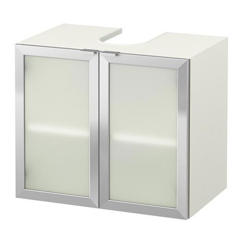 LILLÅNGEN wash-basin base cabinet w 2 doors