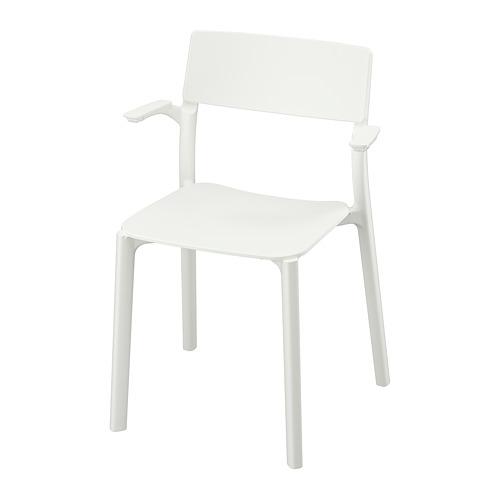 JANINGE - chair with armrests, white | IKEA Hong Kong and Macau - PE736126_S4