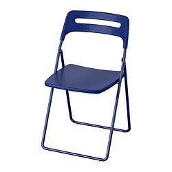 NISSE - 摺椅, 深紫藍色 | IKEA 香港及澳門 - PE736110_S3