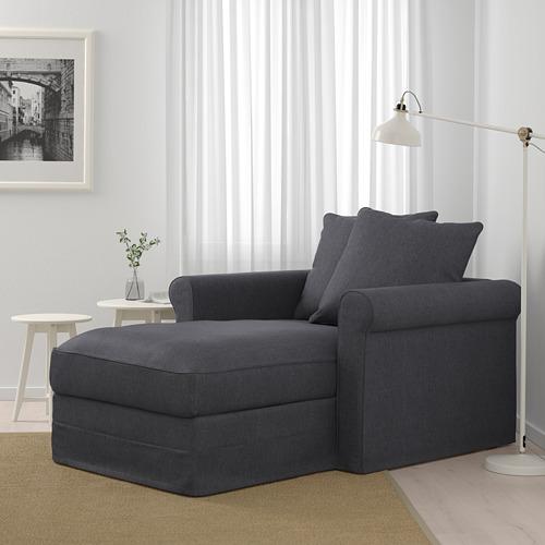 GRÖNLID - 躺椅, Sporda 深灰色 | IKEA 香港及澳門 - PE675080_S4