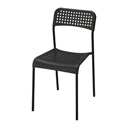 ADDE - chair, black | IKEA Hong Kong and Macau - PE736167_S3