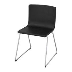 BERNHARD - chair, chrome-plated/Mjuk dark brown | IKEA Hong Kong and Macau - PE736171_S3