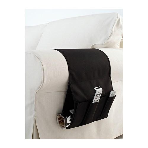FLÖRT - remote control pocket, black   IKEA Hong Kong and Macau - PE249516_S4