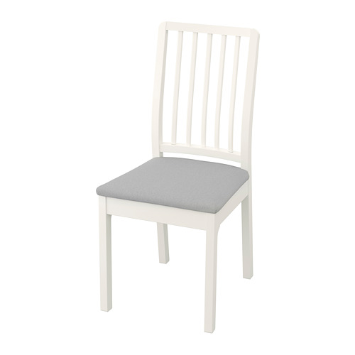EKEDALEN - 椅子, 白色/Orrsta 淺灰色 | IKEA 香港及澳門 - PE736178_S4