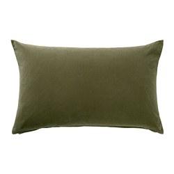 SANELA - 咕𠱸套, 橄欖綠色 | IKEA 香港及澳門 - PE776557_S3