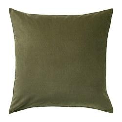 SANELA - 咕𠱸套, 橄欖綠色 | IKEA 香港及澳門 - PE776559_S3