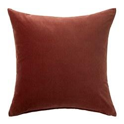 SANELA - 咕𠱸套, 紅色/褐色 | IKEA 香港及澳門 - PE776560_S3
