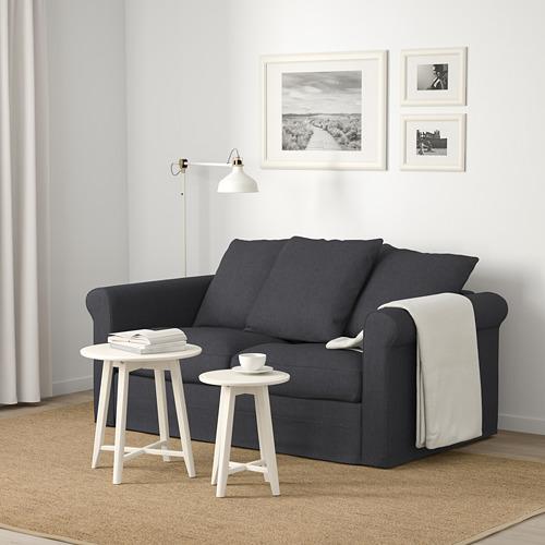GRÖNLID - 2-seat sofa, Sporda dark grey | IKEA Hong Kong and Macau - PE674949_S4