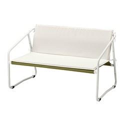 INGMARSÖ - 2-seat sofa, in/outdoor, white green/beige | IKEA Hong Kong and Macau - PE789849_S3