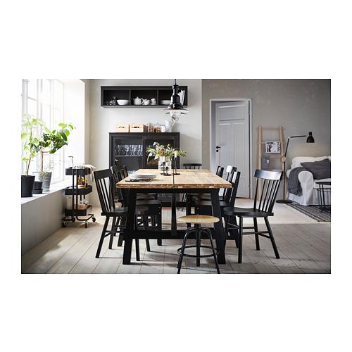 SKOGSTA - dining table, acacia | IKEA Hong Kong and Macau - PH149771_S4