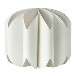 MOJNA - 吊燈燈罩, 布料/白色 | IKEA 香港及澳門 - PE776668_S3