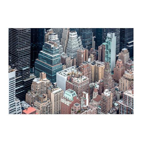 BJÖRKSTA - 畫, 俯瞰紐約 | IKEA 香港及澳門 - PE776687_S4