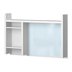 MICKE - add-on unit high, white | IKEA Hong Kong and Macau - PE251172_S3