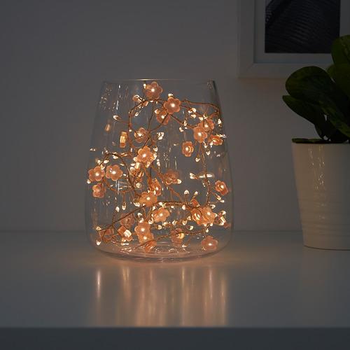 SOLGLIMTAR - 140頭LED燈串, 電池操作 花 | IKEA 香港及澳門 - PE790114_S4