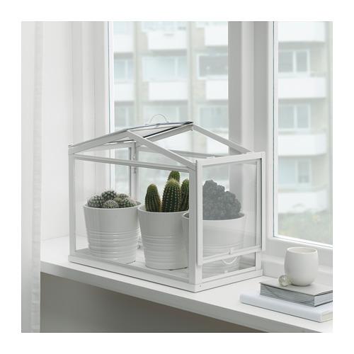 SOCKER - greenhouse, white | IKEA Hong Kong and Macau - PE694331_S4