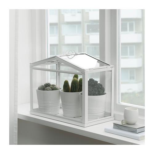 SOCKER - greenhouse, white | IKEA Hong Kong and Macau - PE694330_S4