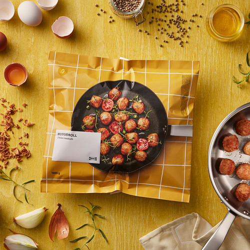 HUVUDROLL - 雞肉丸, 急凍   IKEA 香港及澳門 - PE790277_S4
