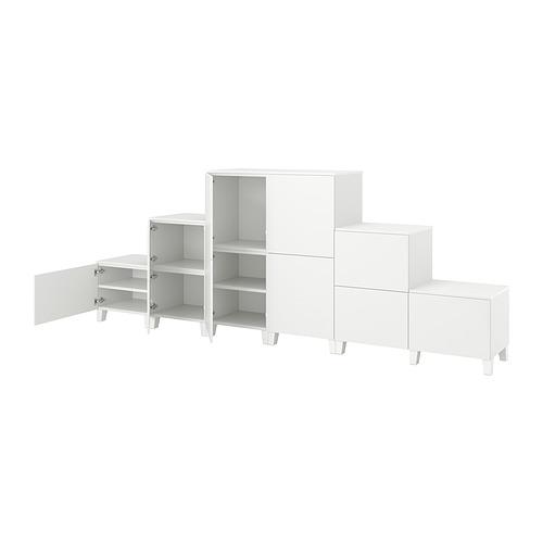 PLATSA - 十門衣櫃, 白色/Fonnes 白色 | IKEA 香港及澳門 - PE835810_S4