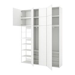 PLATSA - 十一門衣櫃, 白色/FONNES white | IKEA 香港及澳門 - PE835799_S3