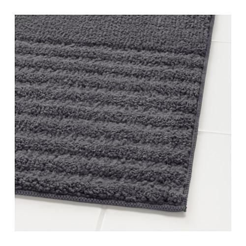 VINNFAR - 浴室墊, 深灰色   IKEA 香港及澳門 - PE646276_S4