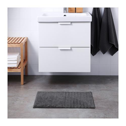 VINNFAR - 浴室墊, 深灰色   IKEA 香港及澳門 - PE646278_S4