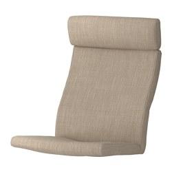 POÄNG - armchair cushion, Hillared beige | IKEA Hong Kong and Macau - PE646298_S3
