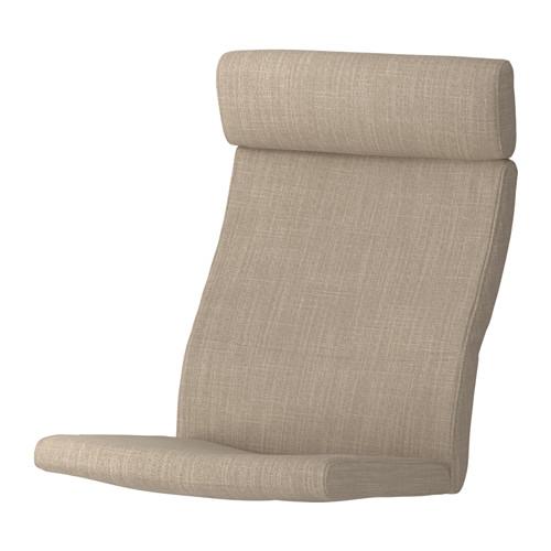 POÄNG - armchair cushion, Hillared beige   IKEA Hong Kong and Macau - PE646298_S4