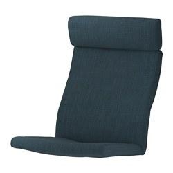 POÄNG - armchair cushion, Hillared dark blue | IKEA Hong Kong and Macau - PE646299_S3