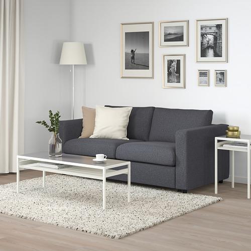 VIMLE - 2-seat sofa-bed, Gunnared medium grey   IKEA Hong Kong and Macau - PE721532_S4