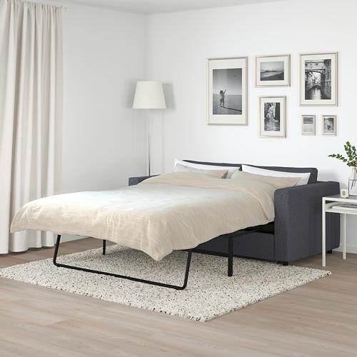 VIMLE - 兩座位梳化床, Gunnared medium grey | IKEA 香港及澳門 - PE721552_S4
