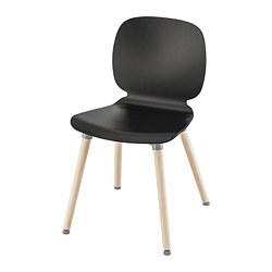 SVENBERTIL - chair, black/Ernfrid birch | IKEA Hong Kong and Macau - PE737144_S3