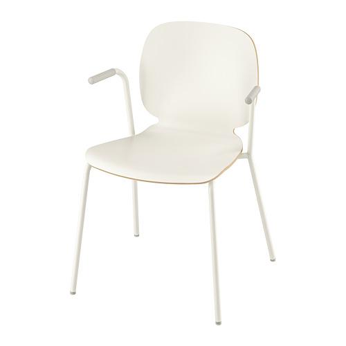 SVENBERTIL - 餐椅, 白色/Dietmar 白色 | IKEA 香港及澳門 - PE737160_S4